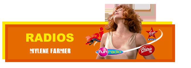 Mylène Farmer Radios