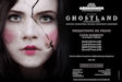 Invitation projection presse Ghostland
