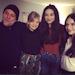Photo partagée par l'actrice Anastasia Phillips sur le tournage du film Incident in a Ghost Land sur son compte Instagram le 13 décembre 2016