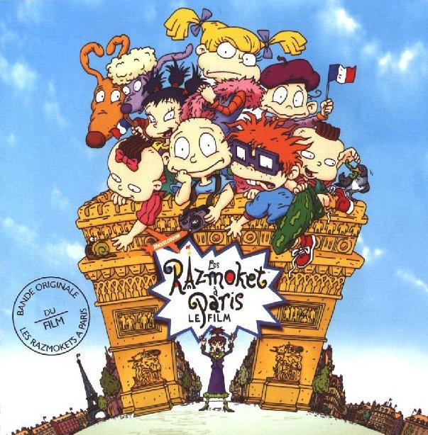 Les Razmoket à Paris Bande Originale du film