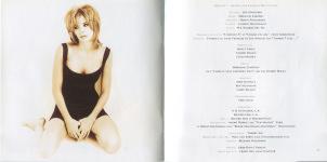 Mylène Farmer Livret Album Anamorphosée
