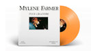 Mylène Farmer - Maxi 45 Tours Collector Orange Plus Grandir Live