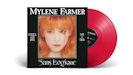 Mylène Farmer - Maxi 45 Tours Collector Rouge Sans Logique