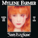 Mylène Farmer - Maxi 45 Tours Sans Logique Réédition 2018