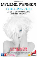 Mylène Farmer Timeless 2013 Zénith de Toulouse