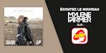 Annonce diffusion du single de Mylène Farmer et LP N'oublie pas sur Radio Scoop