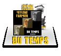 Mylène Farmer Référentiel Bleu Noir Single