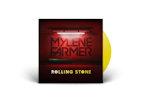 Maxi Vinyle Rolling Stone Jaune Edition limitée