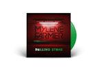 Maxi Vinyle Rolling Stone Vert Edition limitée
