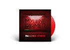 Maxi Vinyle Rolling Stone Edition limitée Rouge
