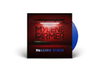 Maxi Vinyle Rolling Stone Edition limitée Bleu