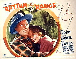 Rhythm on the range Frances Farmer