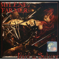 Mylène Farmer Point de Suture CD Pologne