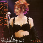 Mylène Farmer Déshabillez-moi Live CD Single