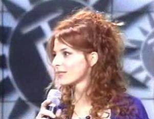 "Mylène Farmer dans ""Tapis Rouge"" 1999"