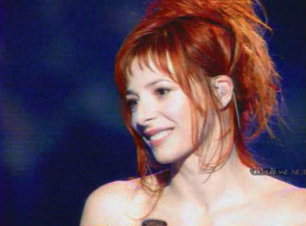 Mylène Farmer NRJ Music Awards 2003 TF1 18 janvier 2003