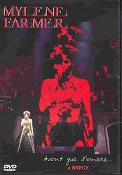 Mylène Farmer Avant que l'ombre...à Bercy DVD