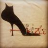 Dessin Mylène Farmer Album Alizée Mes courants électriques 2003