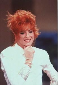 Mylène Farmer C'est encore mieux l'après-midi 19 juin 1987