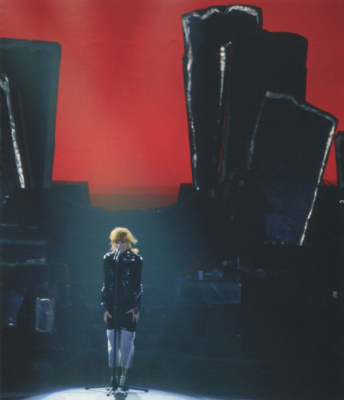 Mylène Farmer Tour 89 Photo Marianne Rosenstiehl