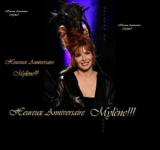 Mylène Farmer Création Fan