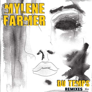 Mylène Farmer Du Temps Maxi 45 Tours France