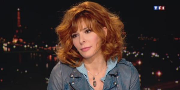 Mylène Farmer JT 20 heures TF1 02 décembre 2012