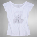 Mylène Farmer Monkey Me Merchandising Tee Shirt Cover Femme