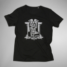 Mylène Farmer Monkey Me Merchandising Tee Shirt Logo Homme