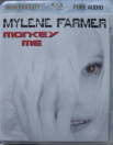 Mylène Farmer Monkey Me Blu-Ray Pure Audio