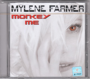 Mylène Farmer Monkey Me CD Russie