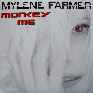 Mylène Farmer Monkey Me Double 33 Tours