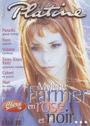 Mylène Farmer Presse Platine Mai 1999