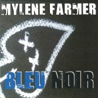 Mylène Farmer Bleu Noir CD Promo