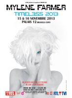 Mylène Farmer Timeless 2013 Palais 12 Bruxelles