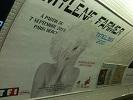 Mylène Farmer Timeless 2013 Campagne d'affichage