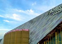 Park & Arena Suite Montpellier 28 septembre 2012 Mylène Farmer à l'honneur