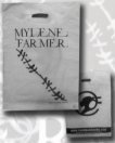 Mylène Farmer Tour 2009 Merchandising Sac Plastique