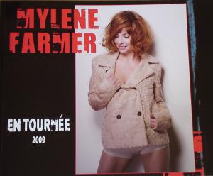 Mylène Farmer Tour 2009 Programme