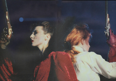 Mylène Farmer Tour 89 Libertine