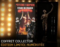 Mylène Farmer Stade de France Collector