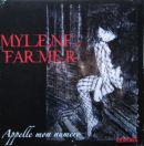 Mylène Farmer Appelle mon numéro Maxi 33 Tours