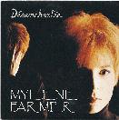 Mylène Farmer Desenchantée 45 Tours France Label Gravé