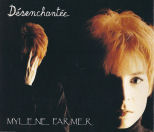 Mylène Farmer désenchantée CD Maxi Europe Second Pressage