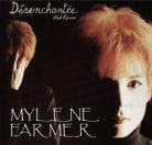 Mylène Farmer désenchantée Maxi 45 Tours France