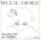 Mylène Farmer - Dessine-moi un mouton - CD Promo