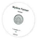 Mylène Farmer l-instant-x-remixed-by-one-t cd promo canada