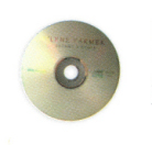 Single L'Instant X The X Key mix (2003) - CD Promo France