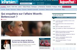 Mylène Farmer leparisien.fr 27 septembre 2010