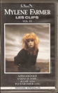 Mylène Farmer Les clips Vol III VHS France Premier Pressage